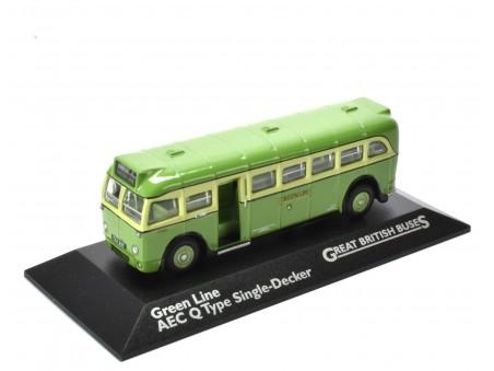 Green Line AEC Q Type Single - Decker