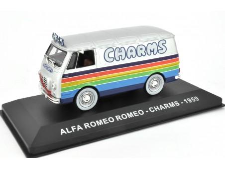 ALFA ROMEO ROMEO - CHARMS - 1959