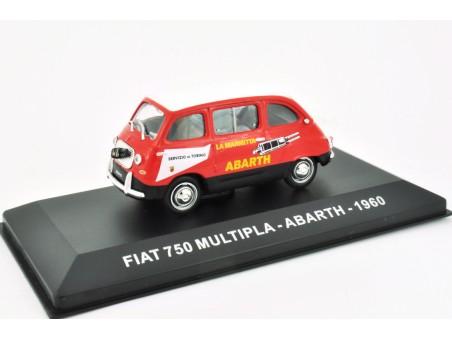 FIAT 750 MULTIPLA - ABARTH - 1960