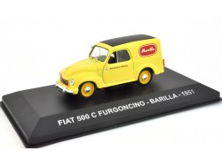 FIAT 500 C FURGONCINO -...