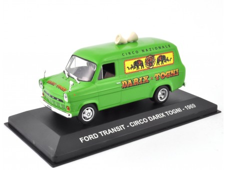 FORD TRANSIT - CIRCO DARIC TOGNI - 1969