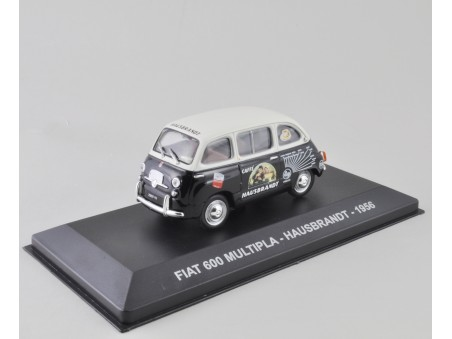 FIAT 600 MULTIPLA - HAUSBRANDT - 1956