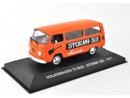 VOLKSWAGEN T2 BUS - STORMY SIX - 1971