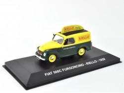 FIAT 500C FURGONCINO -...