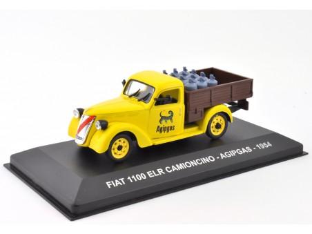 FIAT 1100 ELR CAMIONCINO - AGIPGAS - 1954
