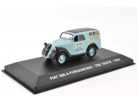 FIAT 500 A FURGONCINO TRE TESTE - 1948