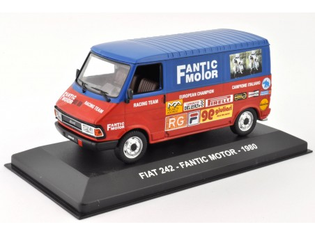 FIAT 242 - FANTIC MOTOR - 1980