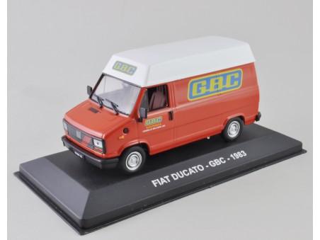 FIAT DUCATO - GBC - 1983