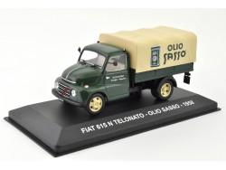 FIAT 615 N TELONATO - OLIO...