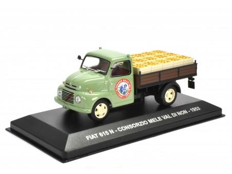 FIAT 615 N CONSORZIO MELE VAL DI NON - 1953