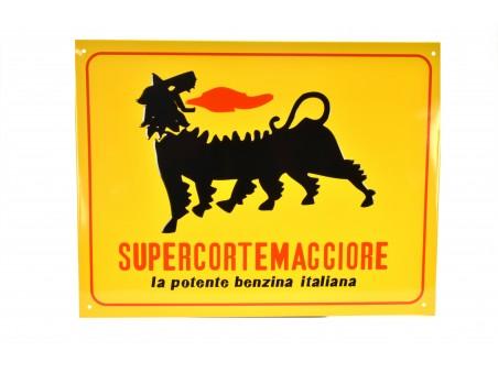 SUPERCORTEMAGGIORE La potente benzina Italiana