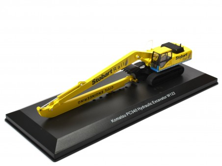 Komatsu PC340 Hydraulic Excavator W122