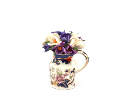 Flowers Pot in the majestic style of Mason