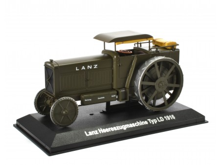Lanz Heereszugmaschine Typ LD Tractor, 1916