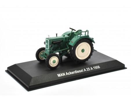 MAN Ackerdiesel A 25 A Tractor, 1956