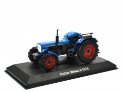 Eicher Wotan II Tractor, 1976