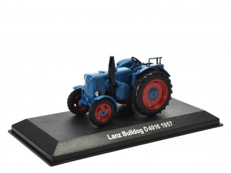 Lanz Bulldog D4016 Tractor, 1957