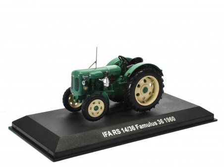 IFA RS 14/36 Famulus 36 Tractor, 1960