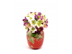 Flowers Pot in the style of...