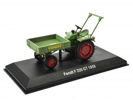 Fendt F 220 GT Tractor, 1958