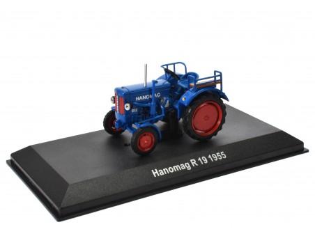 Hanomag R 19 Tractor, 1955