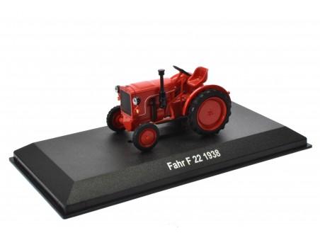 Fahr F 22 Tractor, 1938