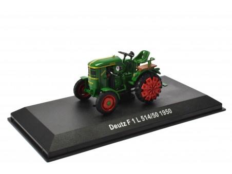 Deutz F 1 L 514/50 Tractor, 1950