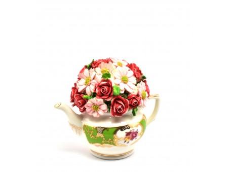 Flowers Pot Re-imagining a Shropshire classic