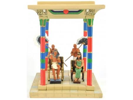 Il Faraone e sua moglie