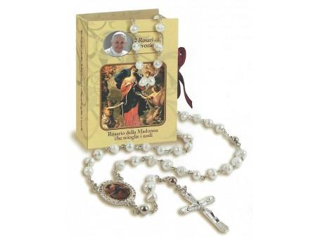 Rosario della Madonna che scioglie i nodi