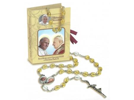 Rosario dei Santi Giovanni XXIII e Giovanni Paolo II