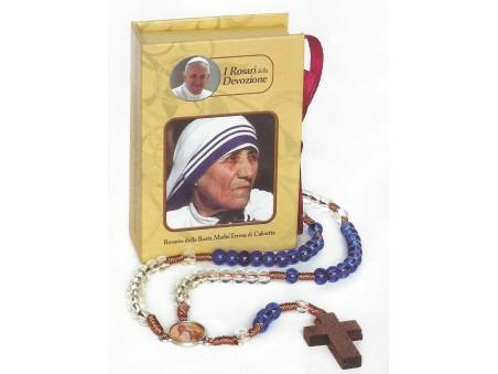 Rosario della Beata Madre Teresa di Calcutta