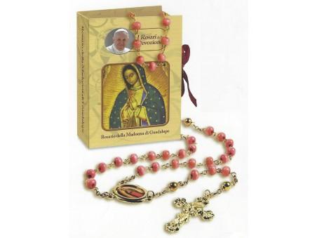 Rosario della Madonna di Guadalupe