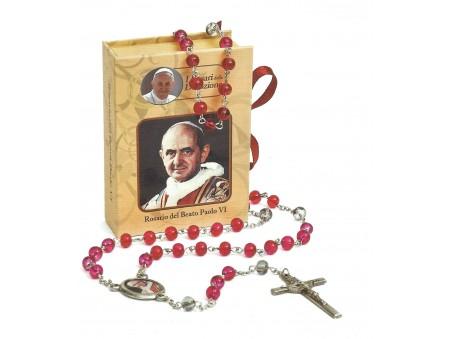 Rosario del Beato Paolo VI