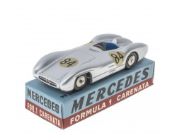 Mercedes Formula 1 Carenata