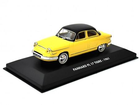 PANHARD PL 17 TIGRE - 1961