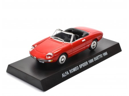 ALFA ROMEO SPIDER 1600 DUETTO 1967