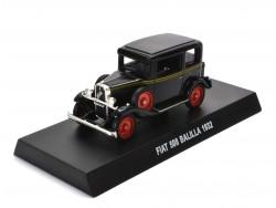 FIAT 508 BALILLA 1932