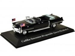 Cadillac limousine...