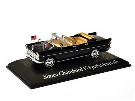 Simca Chambord V-8 AB-P présidentielle