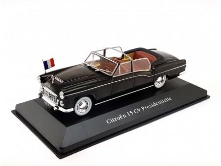 Citroën 15 CV Présidentielle