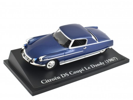 Citroën DS Coupé Le Dandy (1967)