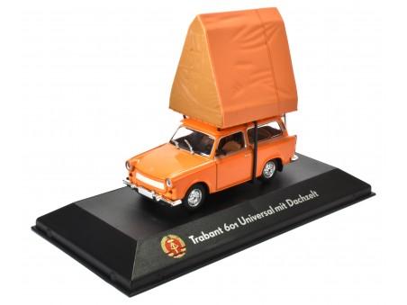 Trabant 601 Universal mit Dachzelt