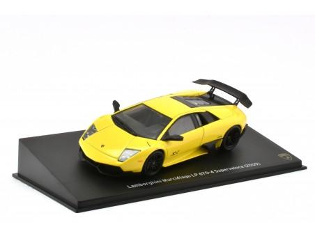 Lamborghini Murciélago LP 670-4 Superveloce - 2009