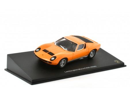 Lamborghini Miura P400 - 1966