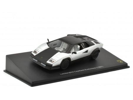 Lamborghini Countach Evoluzione - 1987