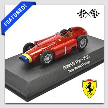 Featured item: Ferrari Formula 1 D50 year 1956
